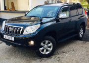 Toyota prado 2012 model