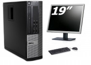 DELL OPTIPLEX 790 Refurbished PC with 19inch TFT