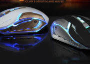 Backlit USB 7 button Gaming Mouse 637