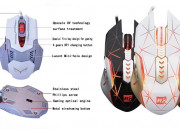 8 Button USB Wired MACRO Mouse G1