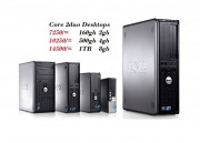 Core 2 duo processor or Duo Core PC no accessories