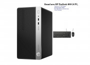 BRAND NEW HP PRODESK 400 G4 PC WITH Core i7