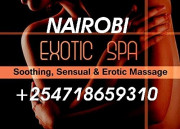 Steamy and erotic massage in Nairobi +254718659310
