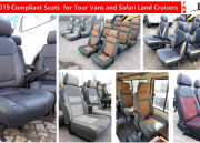 Boss Customz: Land Cruiser Seats In Nairobi