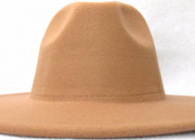 Hats Off Plain Fedora Hat