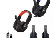 USB High quality wired Gaming Headset with mic
