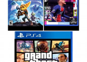 Brand new PlayStation 4 games
