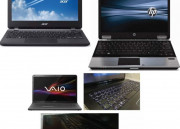 Refurbished and Ex UK Laptops with 3 games free