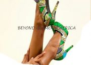 Customized ladies shoes